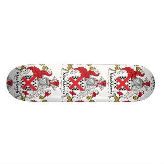 MacMorris Family Crest Skateboards
