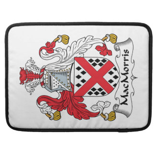 MacMorris Family Crest Sleeves For MacBook Pro