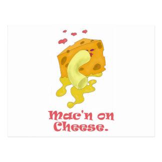 Mac'n on Cheese Postcard