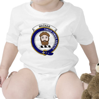 MacNab Clan Badge Rompers