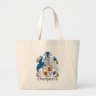 MacNaughten Family Crest Tote Bags