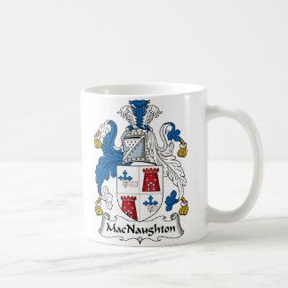 MacNaughton Family Crest Coffee Mug