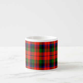 Macnaughton Scottish Tartan Espresso Cup
