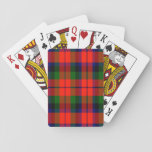 "Macnaughton Scottish Tartan Playing Cards<br><div class=""desc"">Macnaughton Scottish Tartan</div>"
