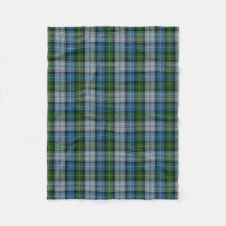 MacNeil Clan Tartan Plaid Fleece Blanket