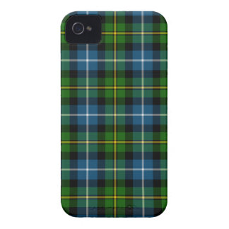 MacNeil del caso 4 \ 4s del iPhone del tartán de Case-Mate iPhone 4 Fundas