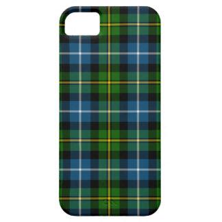MacNeil del caso del iPhone 5 del tartán de Barra iPhone 5 Protector