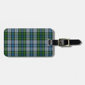 MacNeil / McNeil Clan Dress Tartan Tags For Luggage