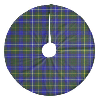 Macneil of Barra Fleece Tree Skirt