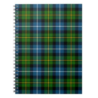 MacNeil of Barra Tartan Notebook
