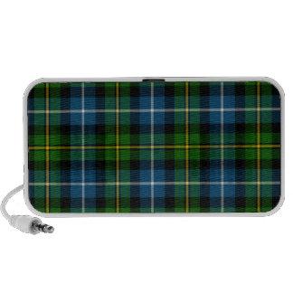 MacNeil of Barra Tartan Portable Speaker