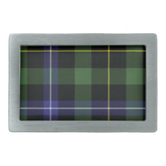 Macneil Scottish Tartan Belt Buckle