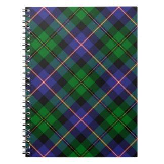 MacNeil Tartan Notebook