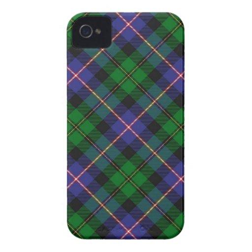 MacNeil Tartan Plaid Iphone4/4s Case iPhone 4 Cover