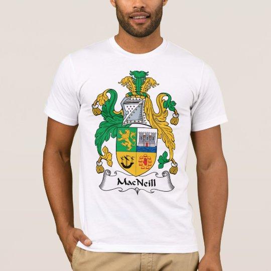 MacNeill Family Crest T-Shirt