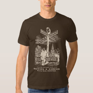 MacNiven & Cameron Pens T Shirt