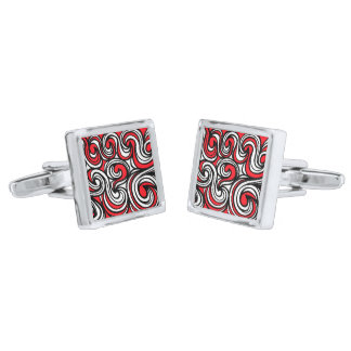 """Maco"" 631 Art Cufflinks"
