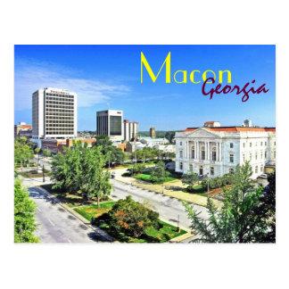 Macon, Georgia, U.S.A Postcard