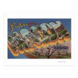 Macon, GeorgiaLarge Letter ScenesMacon, GA Postcard