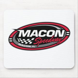 macontshirtlogo2 png mousepads