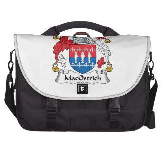 MacOstrich Family Crest Laptop Computer Bag