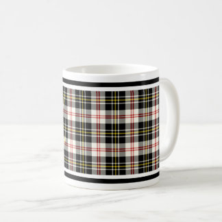 MacPherson Clan Formal Dress Tartan Coffee Mug