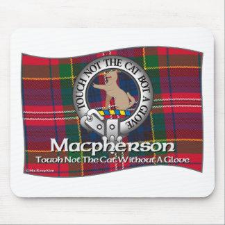 Macpherson Clan Mouse Pad