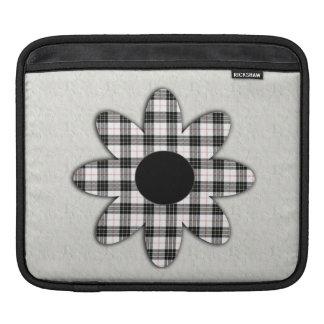 Macpherson Tartan Plaid Daisy Sleeve For iPads