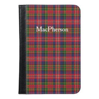 MacPherson  Tartan Plaid iPad Mini Folio