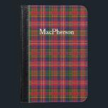 "MacPherson  Tartan Plaid iPad Mini Folio iPad Mini Case<br><div class=""desc"">Handsome iPad Mini Folio Case done in the colorful Scottish clan MacPherson tartan plaid pattern. Personalize the text,  for yourself or as a great gift idea.</div>"