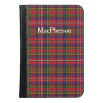 MacPherson  Tartan Plaid iPad Mini Folio iPad Mini Case