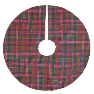 MacPherson Tartan Plaid Tree Skirt