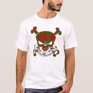 MacQuarrie Tartan Skull T-Shirt