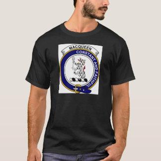 MacQueen Clan Badge T-Shirt