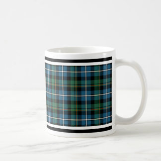 MacRae Clan Hunting Tartan Coffee Mug