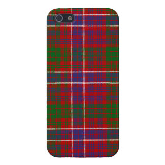 MacRae Clan Tartan Cover For iPhone SE/5/5s