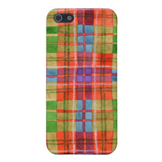 MacRae Tartan iPhone SE/5/5s Case
