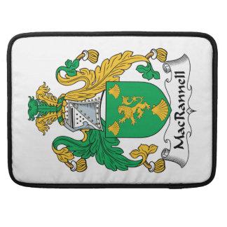MacRannell Family Crest Sleeve For MacBooks