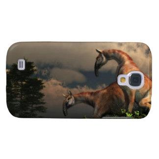Macrauchenia Samsung Galaxy S4 Cover