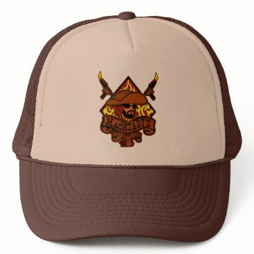 flamethrowers MacReady's BBQ Trucker Hat