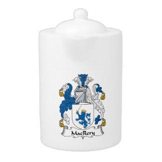 MacRery Family Crest