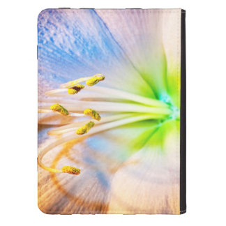 Macro Amaryllis Flower Photo Kindle Touch Cover
