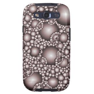 Macro Bubbles Abstract Samsung Galaxy SIII Cases