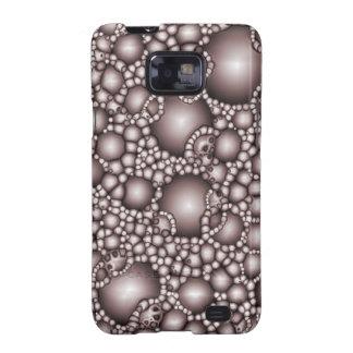 Macro Bubbles Abstract Samsung Galaxy S2 Cover