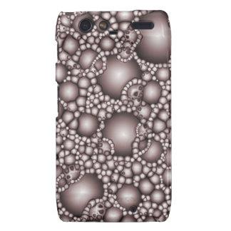 Macro Bubbles Abstract Razr Case