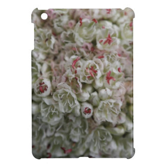 Macro Cluster of Tiny Flowers iPad Mini Case