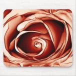 Macro color de rosa - Mousepad Tapetes De Raton