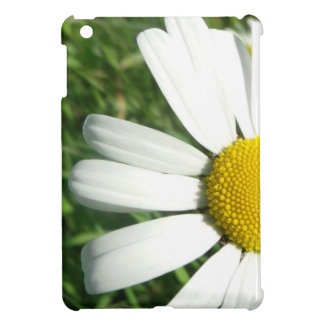 Macro daisy iPad mini case