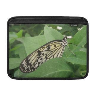 Macro de papel MacBook de la mariposa de la cometa Funda MacBook