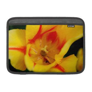 macro del tulipán funda para macbook air